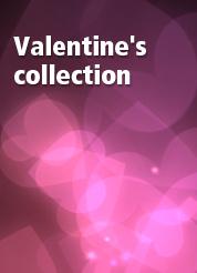 Valentine's collection