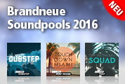 Brandneue Soundpools 2016