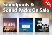 Soundpools & Sound Packs On Sale