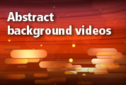 Abstract background videos