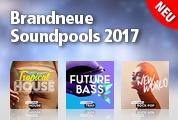 Brandneue Soundpools 2017