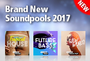 Brand New Soundpools 2017