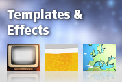 Templates & Effects